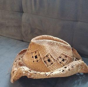 52ce1c1b0 Women's Sala Straw Cowgirl Hat